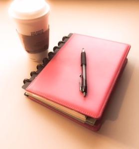 Planner w Coffee
